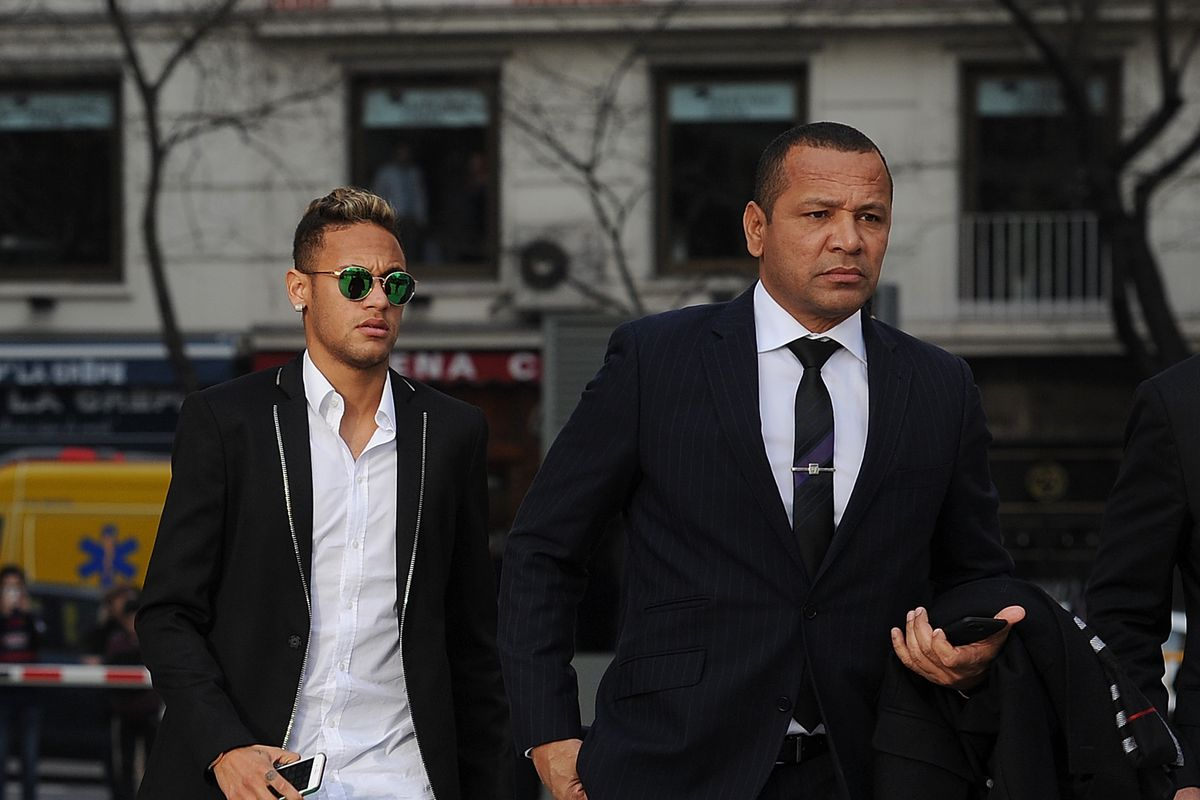 Thực chất Cha Neymar không muốn con tới PSG