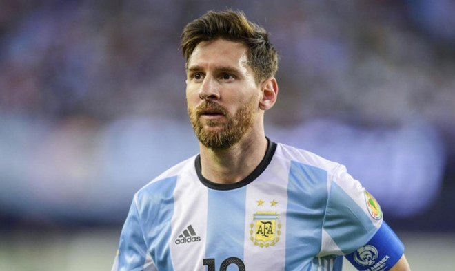 Messi khong the ganh team argentina