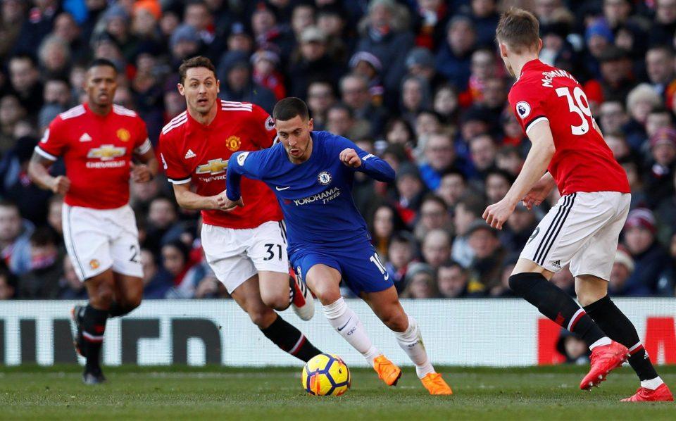 Conte cho biết nguyên nhân rút Hazard giữa chừng
