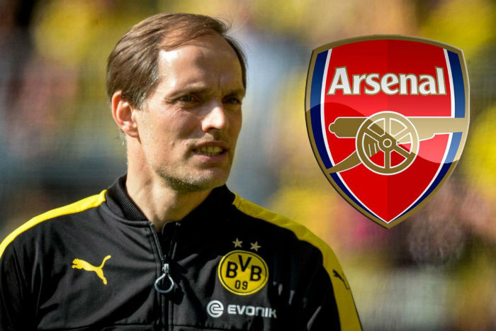 Arsenal đang đàm phán với Thomas Tuchel