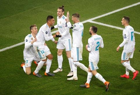 Real Madrid khuất phục gã nhà giàu PSG