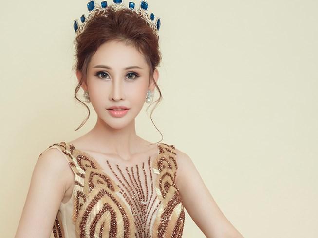 Hành trình nghị lực của cô gái mồ côi đi thi Hoa hậu châu Á