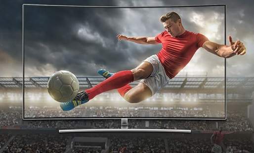 Theo sát trái bóng bằng màn hình lớn trong mùa world cup