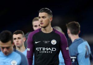 Muric đã được gọi trở lại Man City
