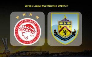 Nhận định trận đấu Olympiakos vs Burnley, 01h00 ngày 24/8: Europa League