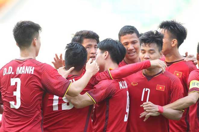 Báo Trung Quốc khen U23 Việt Nam – Trận mở màn hoành tráng