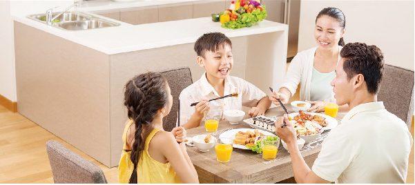 Thực phẩm không chất bảo quản vẫn còn tươi mới