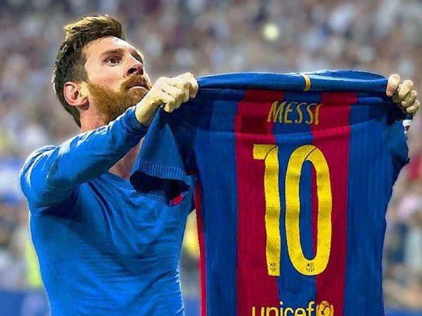Messi đang có phong độ và thành tích vô cùng ổn định