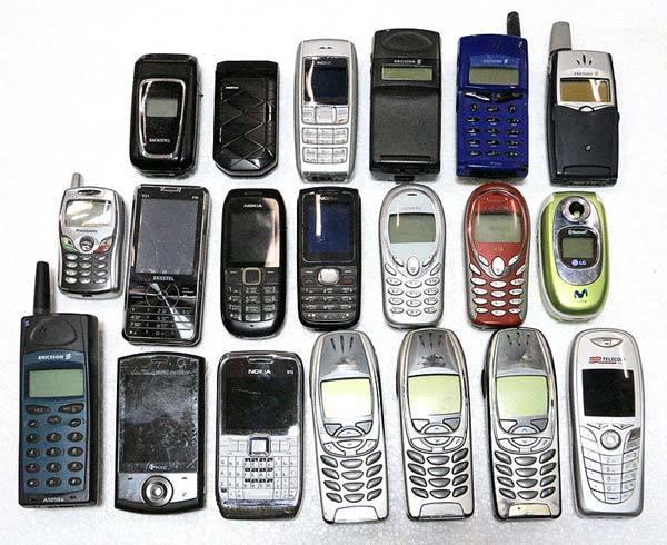 Màn hình điện thoại phát triển mạnh qua các thời kỳ