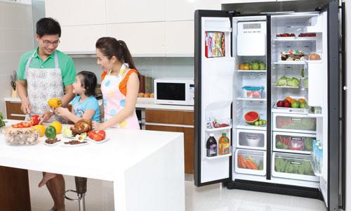 Cho thực phẩm nóng vào tủ lạnh làm gia tăng chi phí gia đình