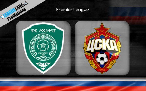 Nhận định Akhmat Grozny vs CSKA Moscow