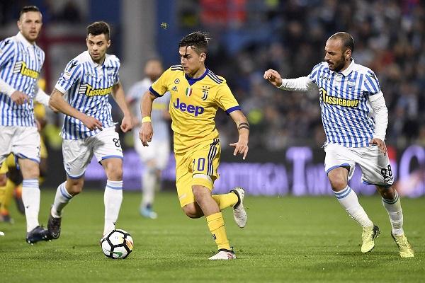 Nhận định Juventus vs Spal