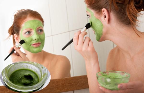 Làm đẹp da từ bột trà xanh an toàn hiệu quả tại nhà