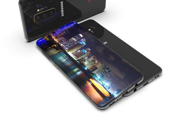 Samsung galaxy s10 sở hữu màn hình không viền