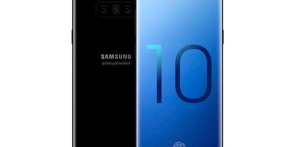 Samsung galaxy s 10 ra mắt phiên bản mới