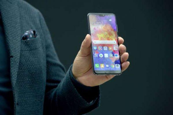Huawei P30 với phong cách thiết kế oxymoronic lộ diện
