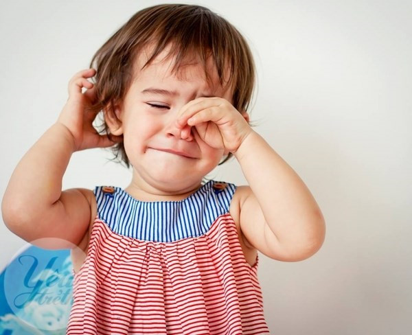 Bệnh đau mắt đỏ ở trẻ em, dấu hiệu nhận biết