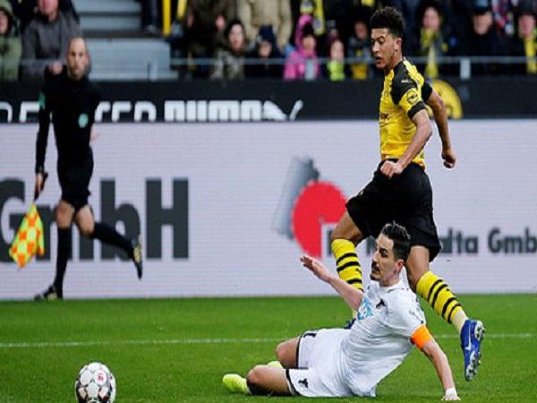 Dortmund hòa không tưởng, Bayern về vị trí thứ 2