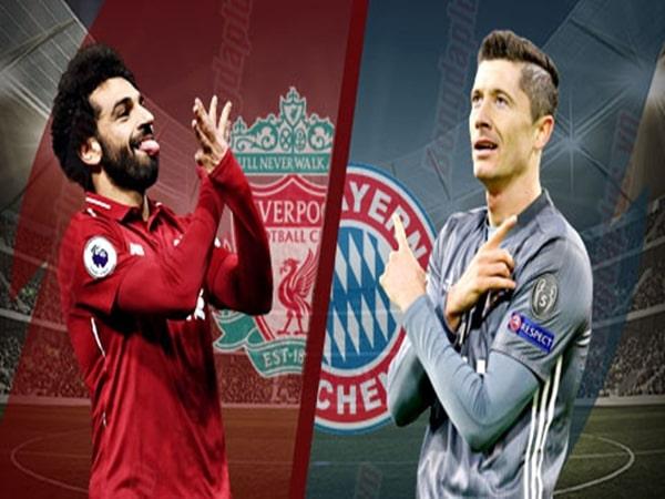 Nhận định Liverpool vs Bayern Munich