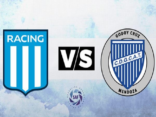 Nhận định Racing Club vs Godoy Cruz