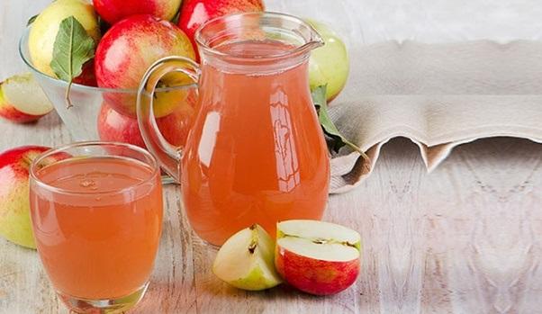 Nước ép táo - nước ép giảm cân an toàn tại nhà