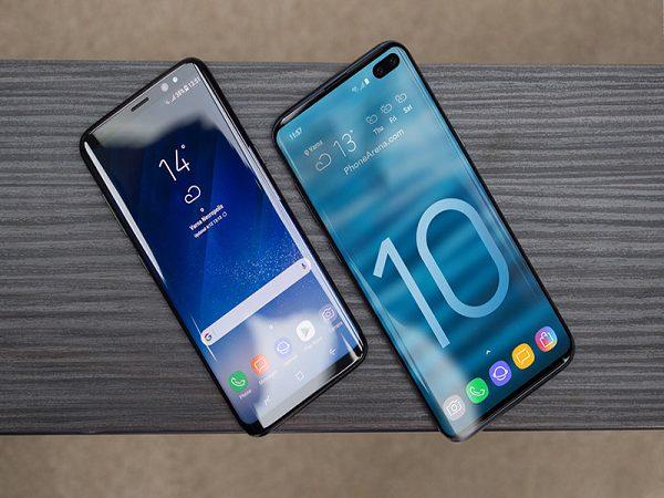 Samsung Galaxy S10 bắt đầu được sản xuất hàng loạt