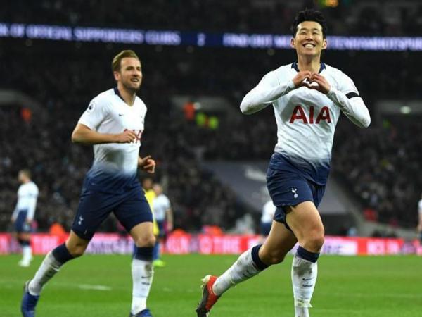 Tottenham chiến thắng tối thiểu, giữ vững vị trí thứ 3 trên BXH