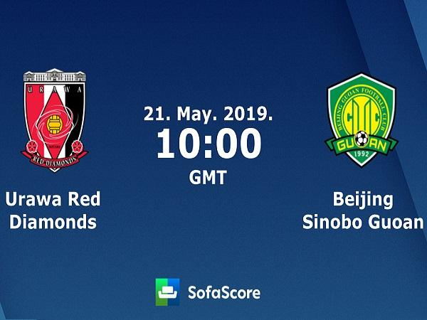 Dự đoán Urawa Reds vs Beijing Guoan, 17h ngày 21/05