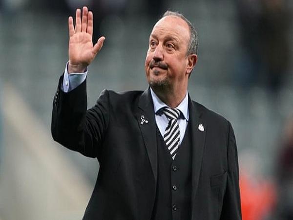 HLV Benitez chia tay Newcastle sau ba mùa giải dẫn dắt