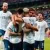 Hạ qatar, Argentina vào tứ kết Copa America 2019