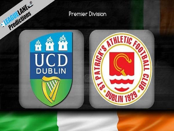 Soi kèo UC Dublin vs St. Patricks, 1h45 ngày 29/06
