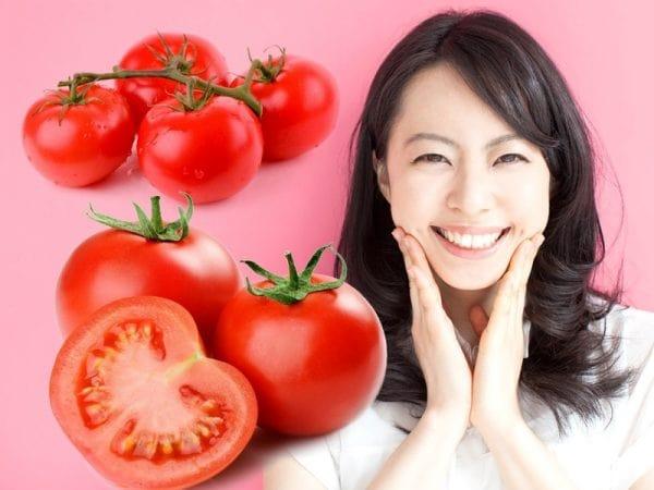 Hướng dẫn cách làm mặt nạ cà chua trắng da mịn màng tại nhà