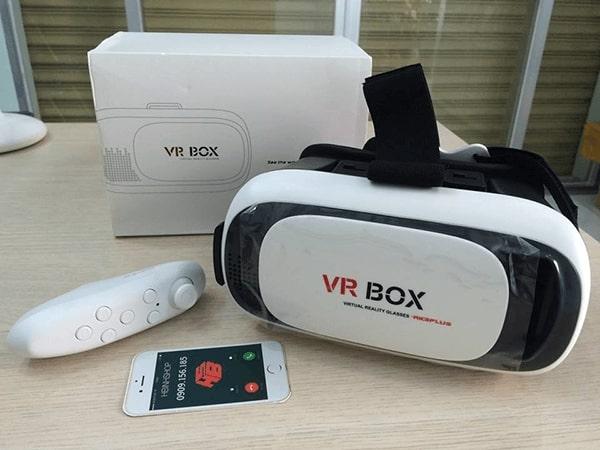 Đánh giá kính thực tế ảo VR Box - Liệu có nên mua?