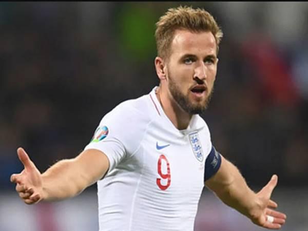 Kane lập kỷ lục không tưởng tại vòng loại EURO