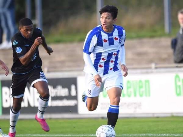 Đoàn Văn Hậu và lời hứa của HLV SC Heerenveen