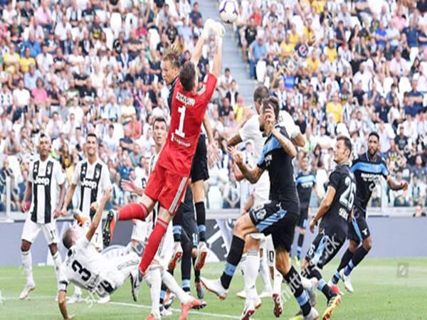 Hàng thủ của Juventus đang bị báo động đỏ