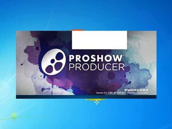 Hướng dẫn sử dụng Proshow Producer tạo video chuyên nghiệp