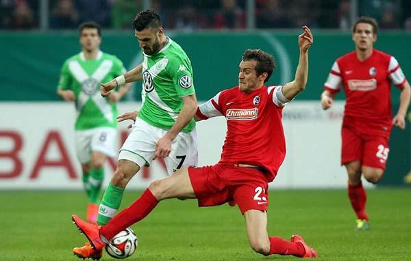 Nhận định Wolfsburg vs Freiburg 21h30 ngày 07/12