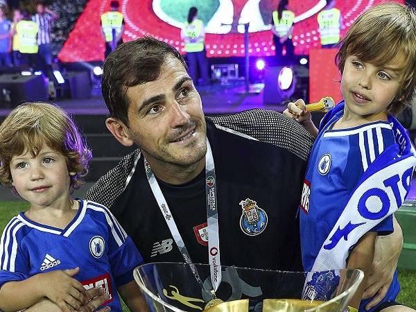 Casillas ra tranh cử chức chủ tịch LĐBĐ TBN