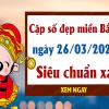 Soi cầu KQXSMB ngày 26/03 hôm nay