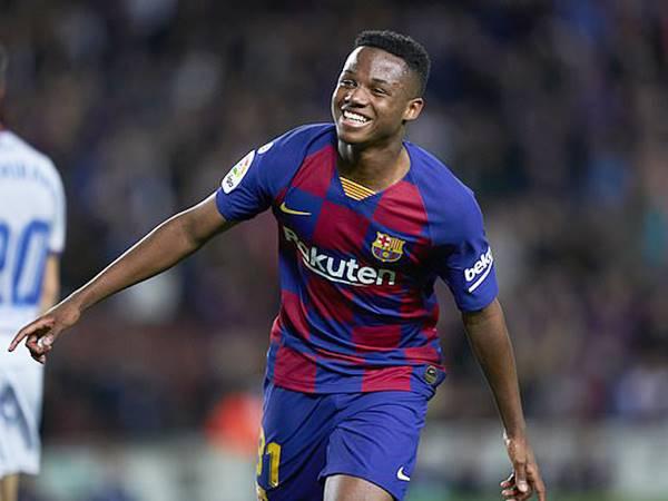 Bóng đá quốc tế 4/8: Lộ số tiền khổng lồ của sao trẻ Barcelona sau khi gia hạn