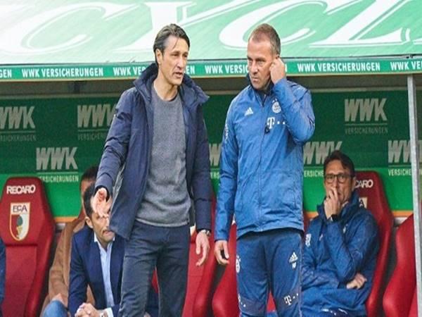 Kovac đã dành lời chúc mừng cho người tiền nhiệm.