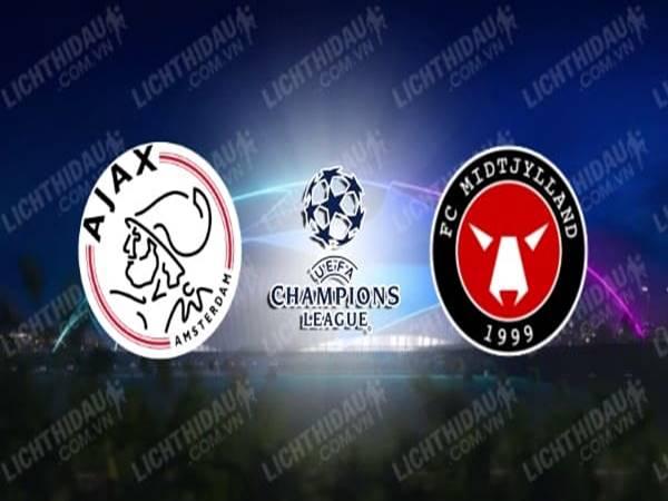 Nhận định Ajax vs Midtjylland, 03h00 ngày 26/11