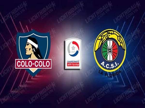 Nhận định Colo Colo vs Audax Italiano 04h30, 20/11 - VĐQG Chile