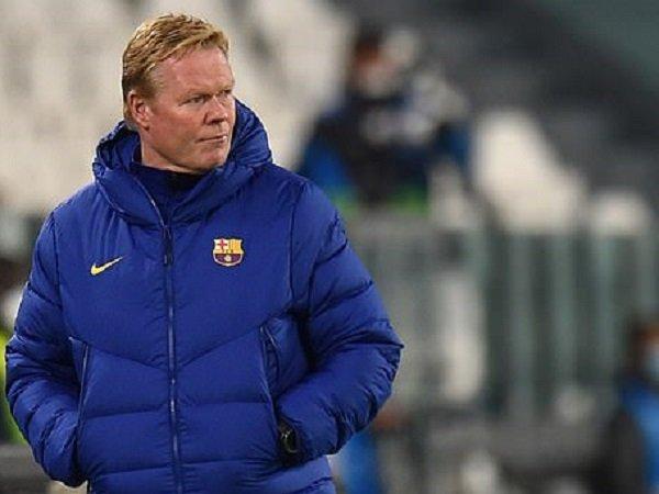 Tin thể thao 3/11: Koeman bắt đầu nản ở Camp Nou