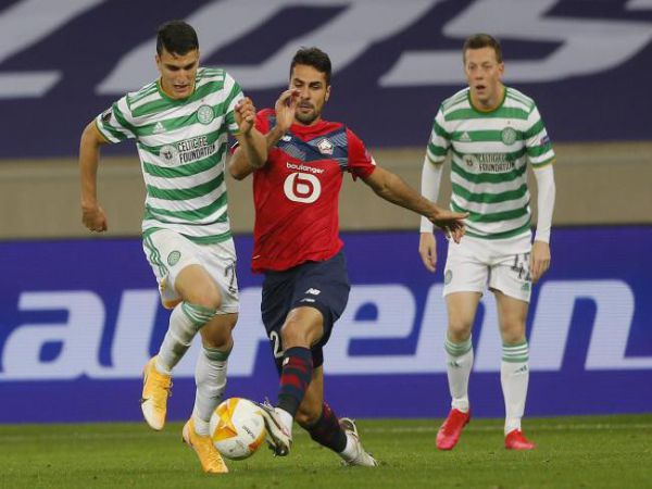 Nhận định tỷ lệ Celtic vs Lille, 03h00 ngày 11/12 - Europa League