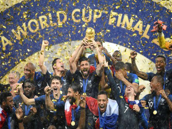 Cùng điểm lại các đội vô địch World Cup trong lịch sử