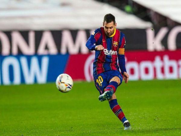 Tin thể thao trưa 1/2: Messi lập siêu phẩm vượt mặt Real Madrid