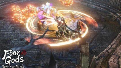Tứ Hoàng Mobile - Bom tấn MMORPG xứ Hàn