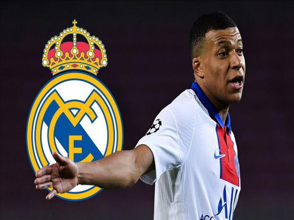 Chuyển nhượng tối 27/4: Real Madrid không đủ tiền mua Mbappe